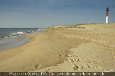 Plage du Galon d'Or