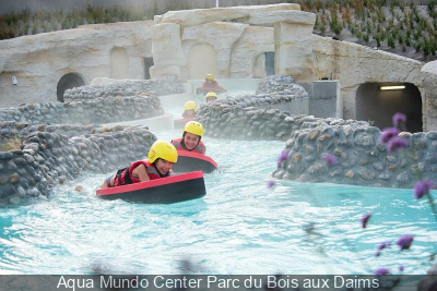 Aqua Mundo Center Parc du Bois aux Daims